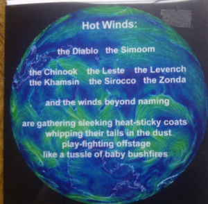 Hot Winds by Ramona Herdman
