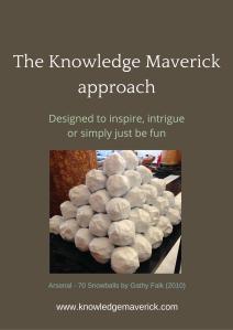 Photo of ceramic snowballs