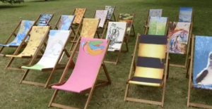 Deckchair dreams in the Royal Parks