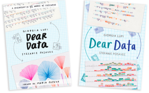 Dear Data book cover