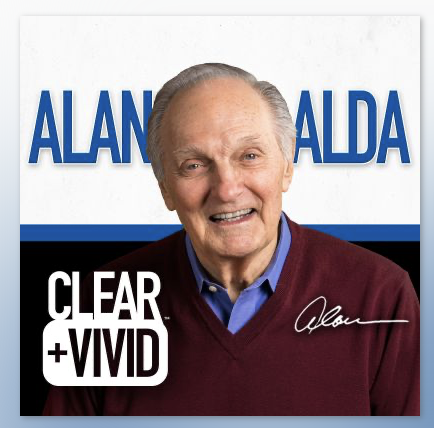 photograph of Alan Alda